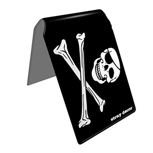 Stray Decor (Pirate Flag) Funda para Autobús Transporte/Tarjeta de Crédito