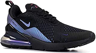 Nike Air Max 270, Men's Shoes, Black (Purple)