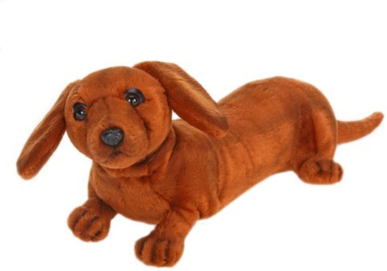 Hansa Plush - 12 Dachshund Puppy by Hansa