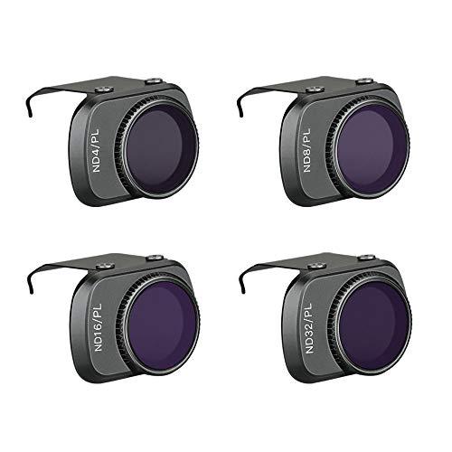 1 Satz Professionelle Optische Glaslinse ND4-PL ND8-PL ND16-PL ND32-PL Winkel Einstellbarer Kamera...