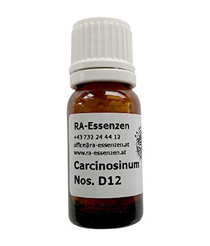 Carcinosinum Nos. D12, 10g Bio-Globuli, radionisch informiert - in Apothekenqualität