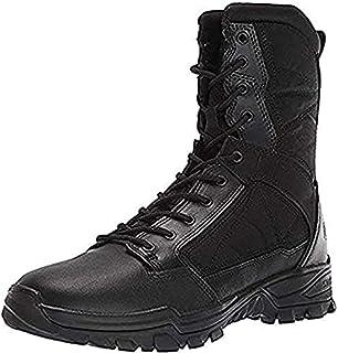 """5.11 Men's Union 6"""" Waterproof Tactical Boot Hiking, Dark Coyote, 7 Wide US"""