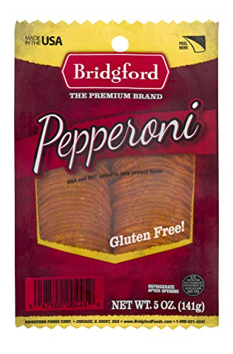 Bridgford Sliced Pepperoni