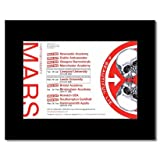 30 SECONDS TO MARS - UK Tour 2008 Matted Mini Poster -