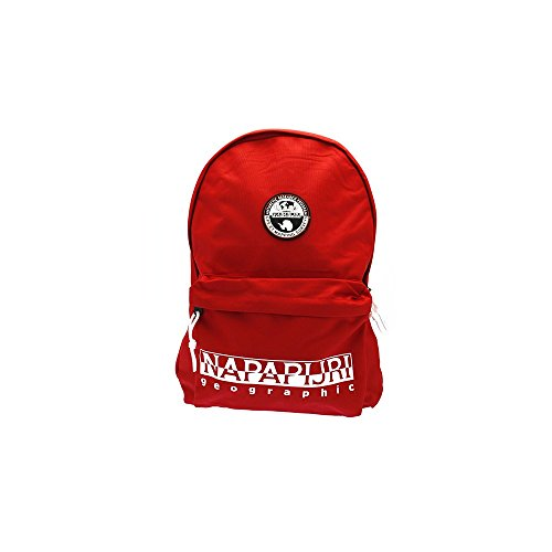 Napapijri Tasche Happy day pack Unisex rot - N0YGX8R66