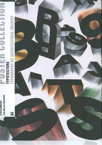 Poster Collection 05: Typotectur, Typography as Architectural Imagery