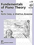 Fundamentals of Piano Theory Level One (Neil A. Kjos Piano Library, Level 1)