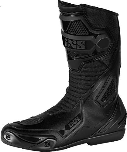 IXS RS-100 Motorradstiefel Schwarz 46