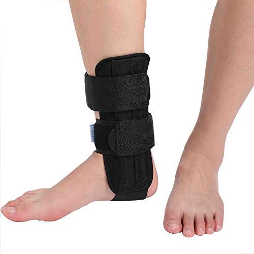 HKJD Ankle Brace- Stirrup Ankle Splint Strap with Removable Aluminum...