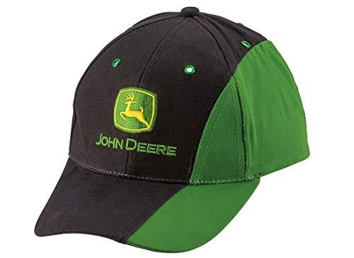 John Deere Zweifarbige Logo Cap