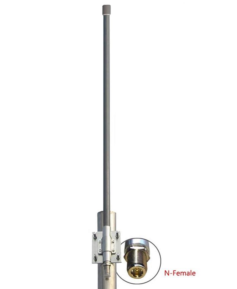野球ロック解除ぬるいFPV 1090MHz 6 dBiゲイン航空交通管制システム用ADS-Bオムニグラスファイバーベースアンテナ