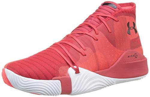 Under Armour UA Spawn Mid, Zapatos de Baloncesto Hombre