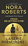 Crime en lettres d'or - Crime en lettres d'or Tome 50