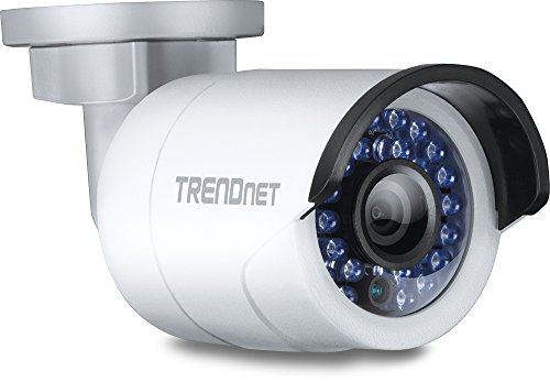 TRENDnet TV-IP310PI Indoor/Outdoor Bullet/Sift Bauart PoE IP Kamera (mit 3 Megapixel)