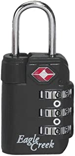 Eagle Creek Travel Safe TSA Lock, Charcoal
