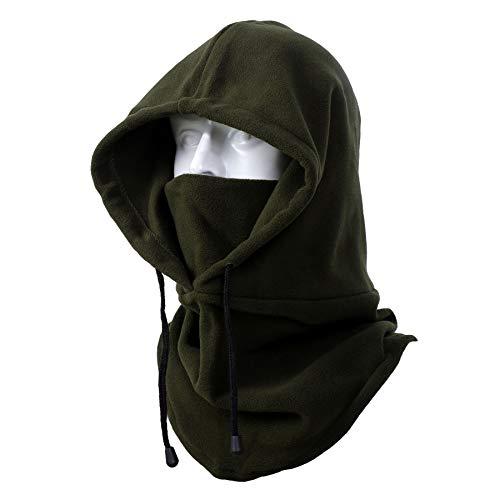 NEOLA Pasamontañas a prueba de viento bufanda de esquí con capucha térmica para cuello...