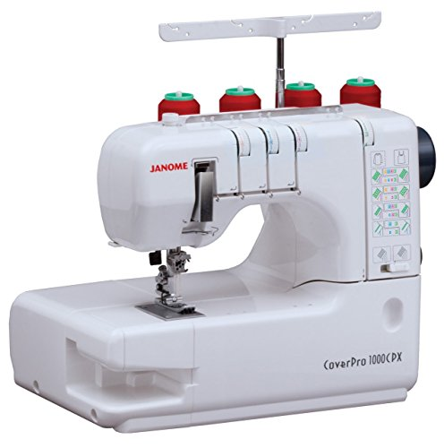 Buy Bargain Janome Cover Pro 1000CPX Cover Stitch Machine and Kit