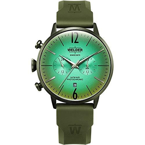 WELDER Relojes de Pulsera para Hombres 8431242961088