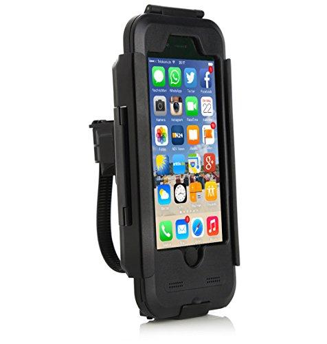 Arktis WaterProofPro wasserdichte Fahrradhalterung Halterung für Apple iPhone SE 5s 5