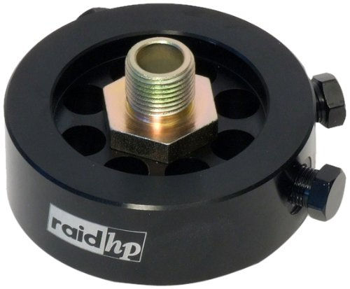 Raid HP 660408 Ölfilter Adapter, 3/4 Zoll, UNF 16, Öltemperatur, Öldruckgeber