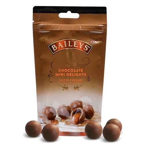 Baileys Chocolate Mini Delights Salted Caramel With Baileys, 102G Pouch
