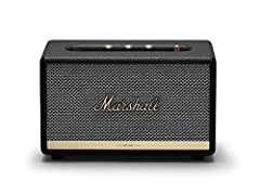 Acton II may be compact, but its sound is nothing short of large. It delivers a well balanced, powerful audio experience, yet can fit in the tiniest of spaces. This speaker combines contemporary technology with iconic Marshall design to deliver hard-...
