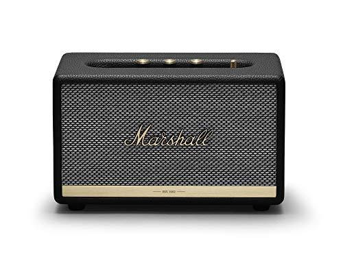 Marshall Acton II Bluetooth Speaker, Black