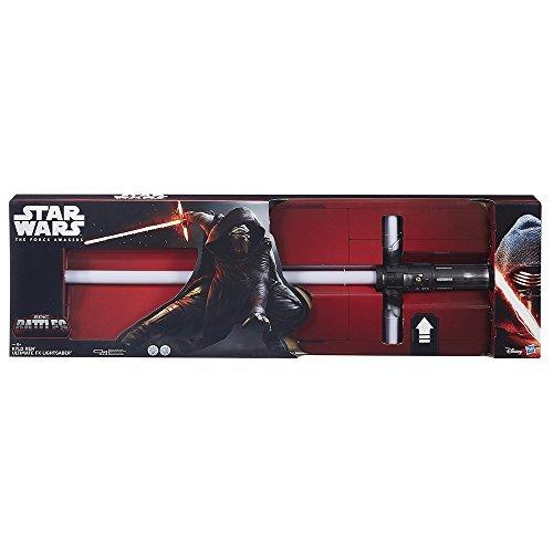 Star Wars: Episode VII The Force Awakens Kylo Ren Ultimate FX Lightsaber