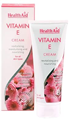 HealthAid Vitamin E Cream 75ml from HealthAid
