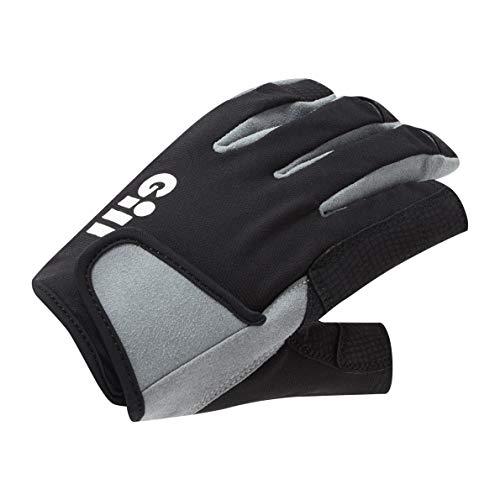 Gill Junior Langfinger Deckhand Handschuhe - Schwarz - Unisex