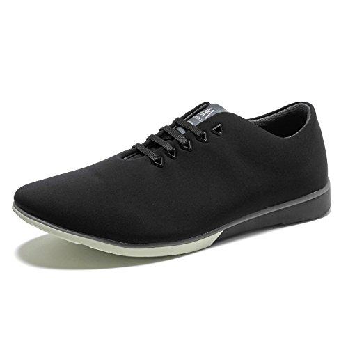 Muroexe Atom Eternal, Zapatos de Cordones Derby Unisex Adulto, Negro (Black 0), 41 EU