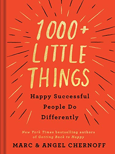 1000 happy people do differently - 1