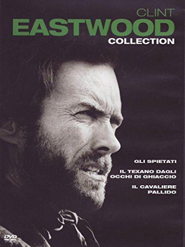 Clint Eastwood collection - Gli spietati + Il texano dagli occhi di giaccio + Il cavaliere pallido
