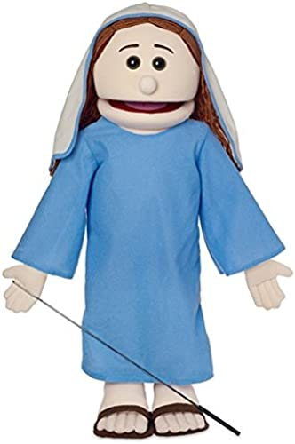 25 Mary Full Body Puppet