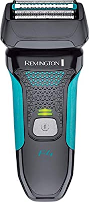 Remington F4 Style Series Electric Shaver with Pop Up Trimmer and 3 Day Stubble Styler, Cordless, Rechargeable Men's Electric Razor, F4000 by Spectrum Brands UK Ltd