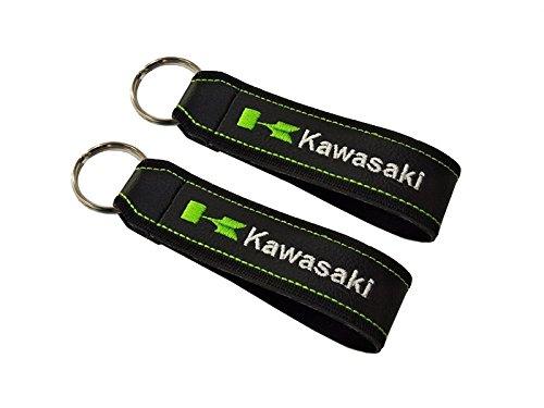 Cordón Llavero Doble Cara Modelos Kawasaki