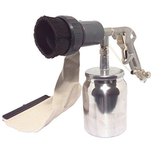 ELMAG strahlpistole Modell Super Mistral mit rückgewinnungseinrichtung, sand, 32067