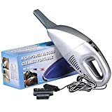 TOUARETAILS Portable High Power 12V Car Vacuum Cleaner For Car and Home Wet