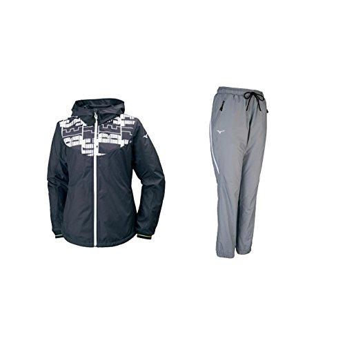 MIZUNO(ミズノ)『ブレスサーモ ウォーマー ジャケット&パンツ 上下セット』