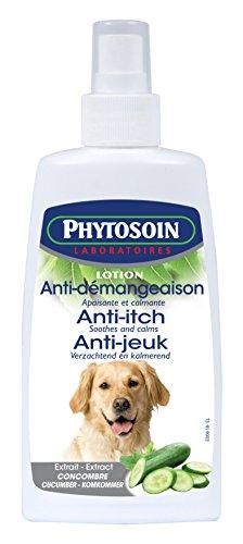 Phytosoin - 094094 - Chiens - Lotion Anti-Démangeaison Calmante - Spray Sans GAZ - 125 ml