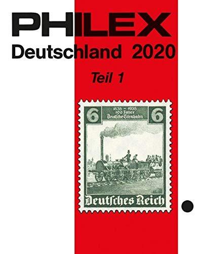 PHILEX Deutschland 2020 Teil 1: Altdeutschland, Deutsches Reich mit allen Gebieten,