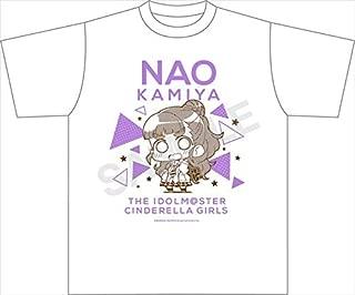 ミニッチュ アイドルマスター シンデレラガールズ 神谷奈緒 Tシャツ Lサイズ