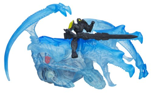 Transformers Dino Sparkers: Bumblebee And Strafe Version Anglaise