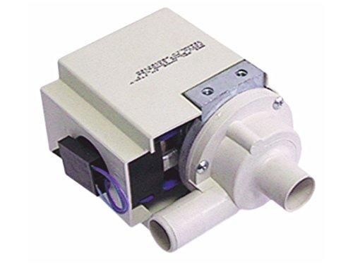 Scotsman Simmg Z1ID005 604215X 0KM595 Wasserpumpe für Eismaschine, 100 W, 230 V, 50 Hz, Grün
