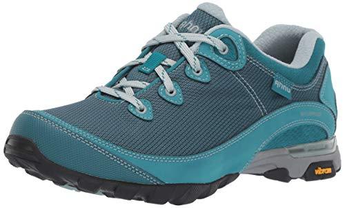 Ahnu Women's W Sugarpine II Waterproof Ripstop Hiking Shoe, Deep Lake, 5.5 Medium US