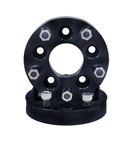 Rugged Ridge 15201.07 Wheel Adapter Kit, 1.375 Inch, 5x5 to 5x5.5 Bolt Pattern