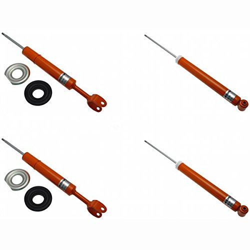 TuningHeads/Koni 541602.DK.8250-1001-8050-1009 Stoßdämpfer Typ STR.T, Komplettsatz VA/HA