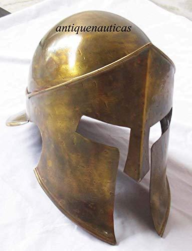 Alfiya náutica Tienda Coleccionable Centurion Antiguo Espartano Casco Armadura Halloween Disfraz