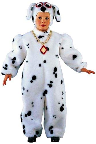 Rio - 103220/tg01 - Costume Enfant - Le Petit Dalmatien En Peluche - 2-3 Ans