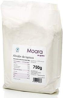 Almidón de Tapioca, Mandioca, Yuca BIO 750g